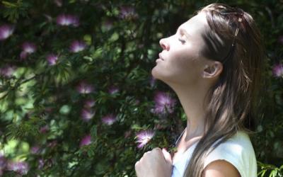 Tip van de dag : Word je bewust van je adem